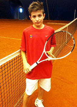 ALEN KARABEGOVIC, TENNIS PLAYER